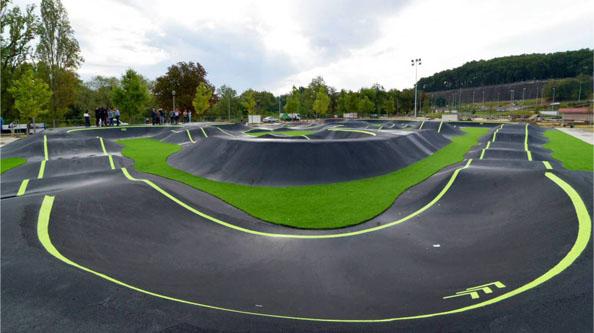 Bikepark en Laviana